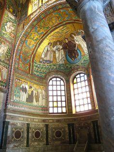 smcdonough | Apse, San Vitale, Ravenna | Flickr - Photo Sharing!