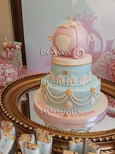 Sizinle Prenses temalı Partimizden bazı görselleri paylaşmak istedik … Sevgili Gülfem hanımın Babyshower partisinden … Ve minik prensesimiz Mihrimah'ın doğum gününden bazı görsell…