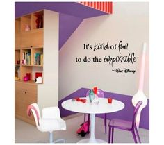 Wall Vinyl Quotes for the Nursery or Playroom | Disney Baby