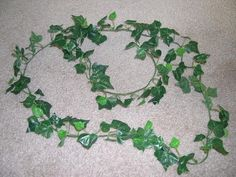 plastic vines for toga party
