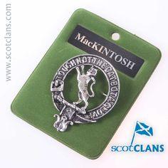 MacKintosh Clan Cres