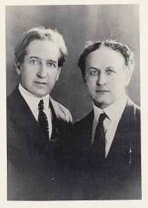 Houdini and Thurston