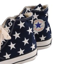 Converse Addict Chuck Taylor All Star || Navy Star