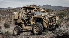 Polaris MRZR 2 Military Tan: Ultra-Light Tactical Vehicle