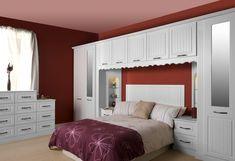 Yatak Odası İçin Gömme Dolap Modelleri | Home Dekor