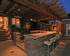 Patio Outdoor Bar Design, Pictures, Remodel, Decor and Ideas - page 6
