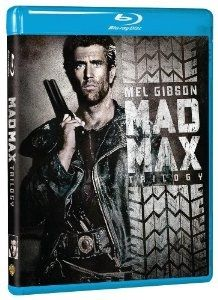 Mad Max: Complete Trilogy on Bluray
