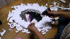 Manualidades: Decora tu espejo - Juancarlos960
