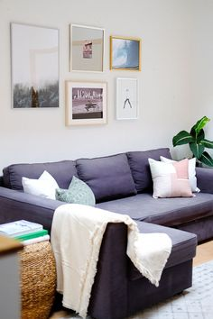 Want to revamp a space but have a small budget? Don't let that stop you. I helped a family makeover this living space with only $150. If you set a budget, you will be amazed what you do.