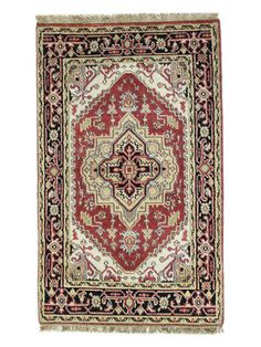 One-of-a-Kind Rugs by Bashian Indo-Authentic Persian Herez Rug