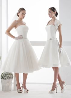 Abito da Sposa JOAB14078-79IV collezione JOLIES 2014, Nicole Spose  weddingbrand.com