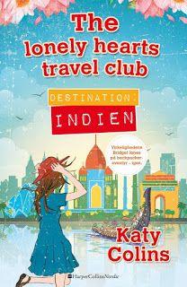 Bognørden: The lonley hearts travel club - Destination Indien...