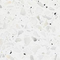 terrazzo white tiles