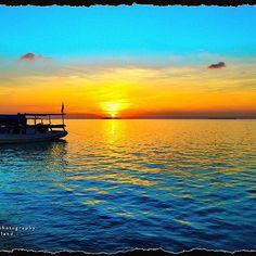 What a beautiful Sunset...
