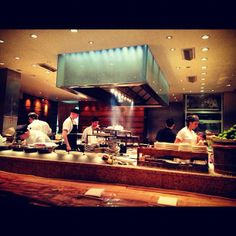Roka my favourite Restaurant - I dream of the Black Cod - yum