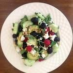 Healthy Sexy Berry Salad