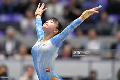 Gymnastics Posters, Gymnastics Pictures, Artistic Gymnastics, Gymnastics Girls, Gymnastics Apparatus, Floor Workouts, Aiko, Olympians, Female Athletes