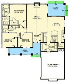 One Level Floor Plan For Retired Home Html on basement floor plans for homes, log cabin floor plans for homes, kitchen floor plans for homes, new construction floor plans for homes,