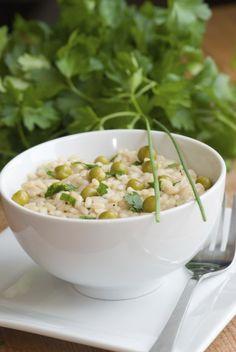 Peas and Rice Provençale - Blue Zones