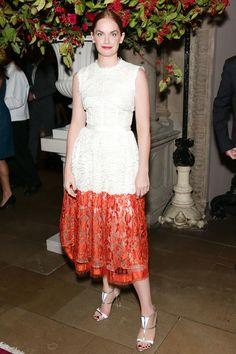 Best dressed - Ruth Wilson