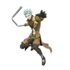 Nanatsu no Taizai — Hikari to Yami no Grand Cross Otaku Anime, Anime Manga, Anime Guys, Seven Deadly Sins Anime, 7 Deadly Sins, Ban Anime, Character Art, Character Design, 7 Sins