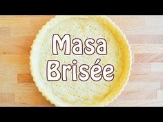 o Hoy aprendé como hacer una Masa Brisée de una manera super fácil. Basic Sponge Cake Recipe, Sponge Cake Recipes, Pastry Recipes, Cookie Recipes, Empanadas, Easy Snacks, Apple Recipes, Bakery, Food And Drink