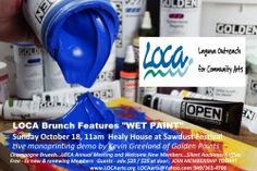 sparkoc.com | LOCA Brunch features WET PAINT in Laguna Beach