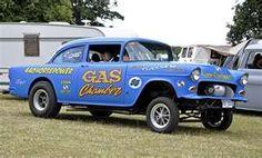 Gas Chamber Chevy Gasser!!!