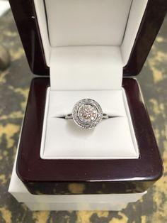 Handmade Engagement Rings, Diamond Rings, Wedding Rings, Jewellery, Pink, Jewels, Schmuck, Pink Hair, Wedding Ring