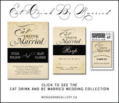 Anniversaries Drink and Be Married Botany Engagements Custom Made Guestbook Weddings Eat Parties
