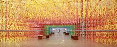 In celebration of The National Art Center of Tokyo's 10th anniversary, French architectEmmanuelle Moureaux was commissioned to fill the institution's 6500 square foot exhibition space with her vis…
