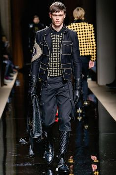 Balmain fashion 2016