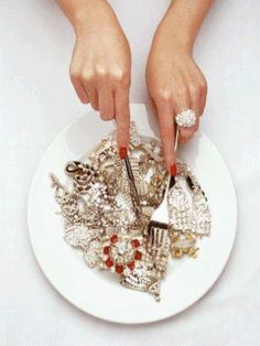 its whats for dinner repost Mood Passion & Glamour // Style Icons // Old Hollywood // Pure Seduction // Estate Vintage Antique Fine Jewelry // Artifact Adornment