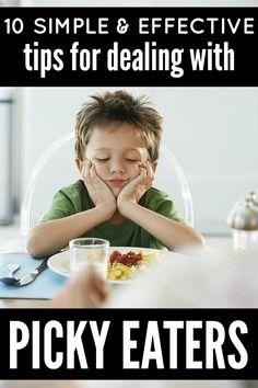 10 picky eater tips