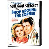 The Shop Around the Corner (DVD)By Margaret Sullavan
