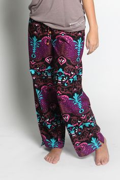 Punjammies - made by women in India rescued from forced prostitution seeking to rebuild their lives. Proceeds from the sales of Punjammies provide fair-trade wages, savings accounts, and holistic recovery care
