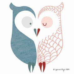 Owl Love   Owl always love you!