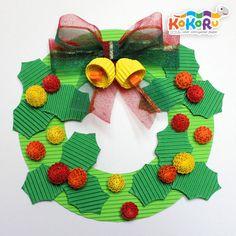 Wreath  #kokoru #chrismas