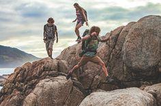 Trilhas, picos, caminhadas de aventura #mormaii #relogioadventure