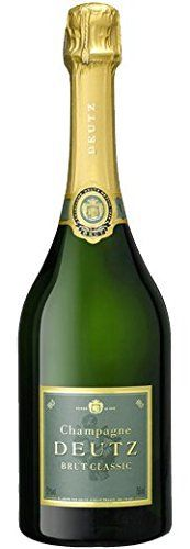 Deutz – Champagne Brut Classic Magnum 1.5L: Vente interdite aux mineurs. L'abus d'alcool est dangereux pour la santé. A consommer avec…