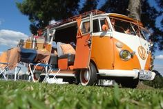 VW T1 Camping