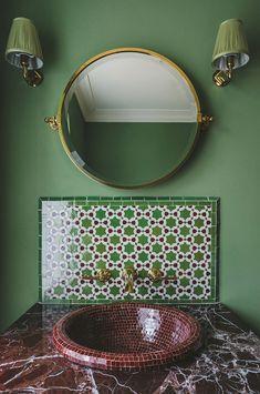 77 Best Powder Rooms Images In 2020 Bathroom Design