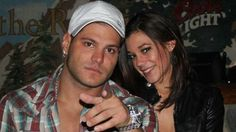 """Ronnie Ortiz of the hit MTV show """"Jersey Shore"""" stopped by Buckhead Saloon in Station Square."""