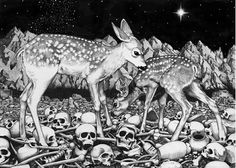brother deer - myltan