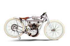 1916 Harley Davidson Board Track Racer – Pebble Beach 2013 - MidAmerica Auctions