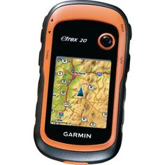 Garmin® eTrex 20 GPS Unit at Cabela's