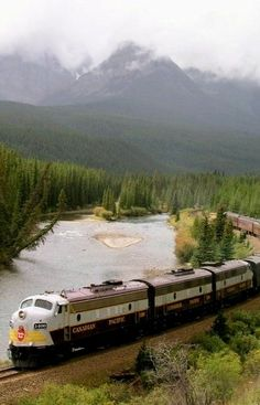 Royal Canadian Pacific Train