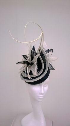 JoJo by JAYNE ALISON #millinery #hatacademy #hats