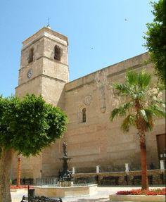 Almeria Eglise de Vera