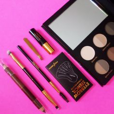 Profusion The New Trendsetter Brows Kit #bbloggers #profusion